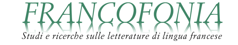 Francofonia Logo