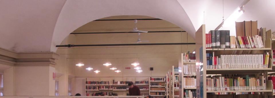 Visita il sito della biblioteca del LILEC
